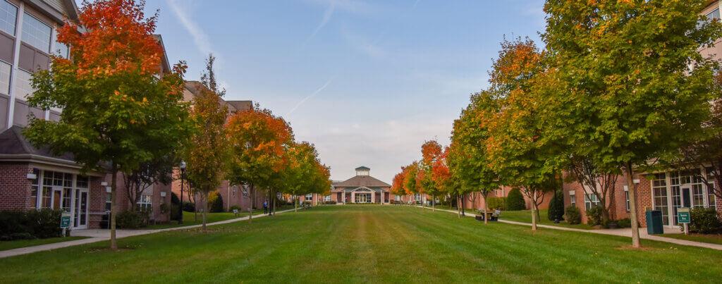 Stevenson University Campus Photo