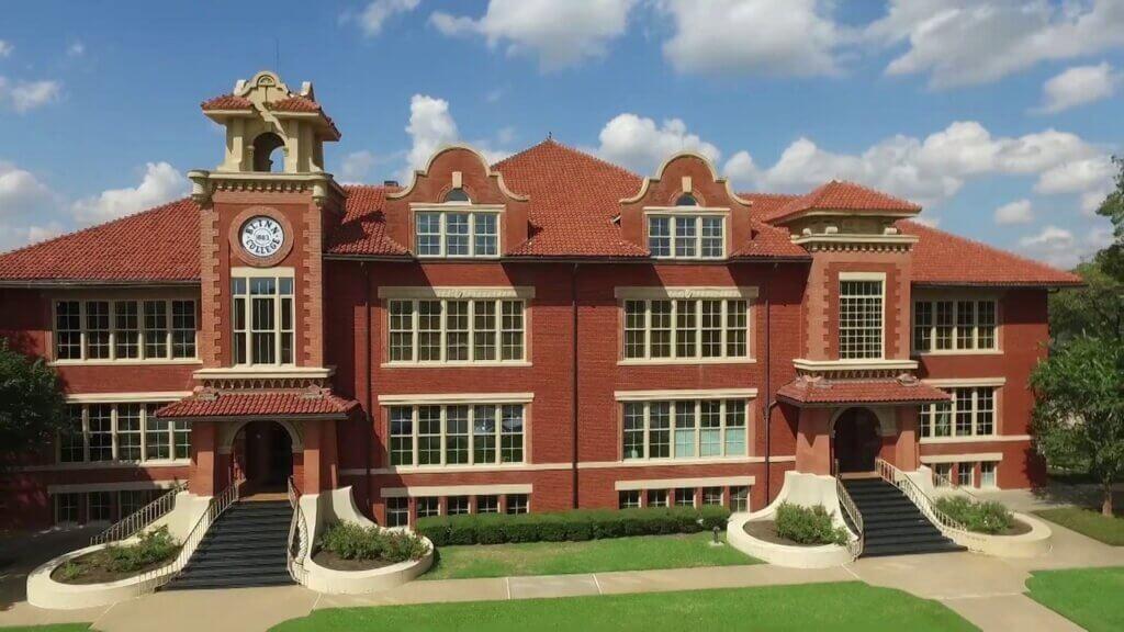 Blinn College Campus Photo