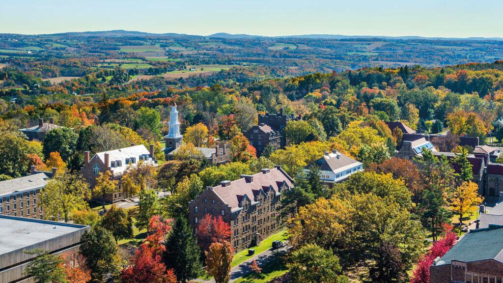 Hamilton College Campus Photo