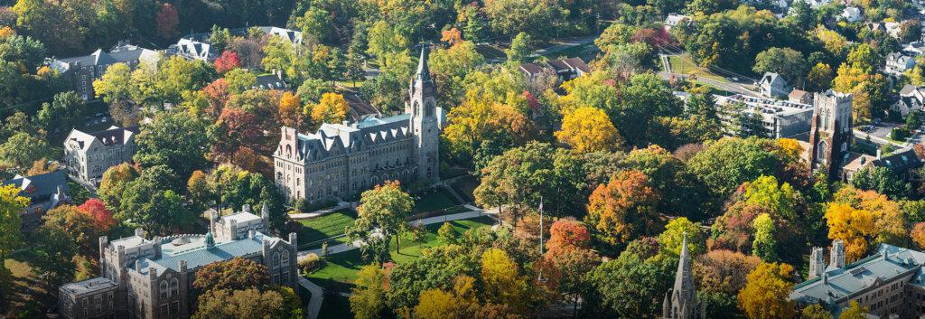 Lehigh University Campus Photo