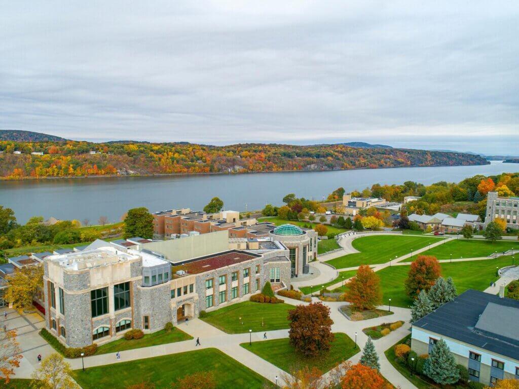 Marist College Campus Photo