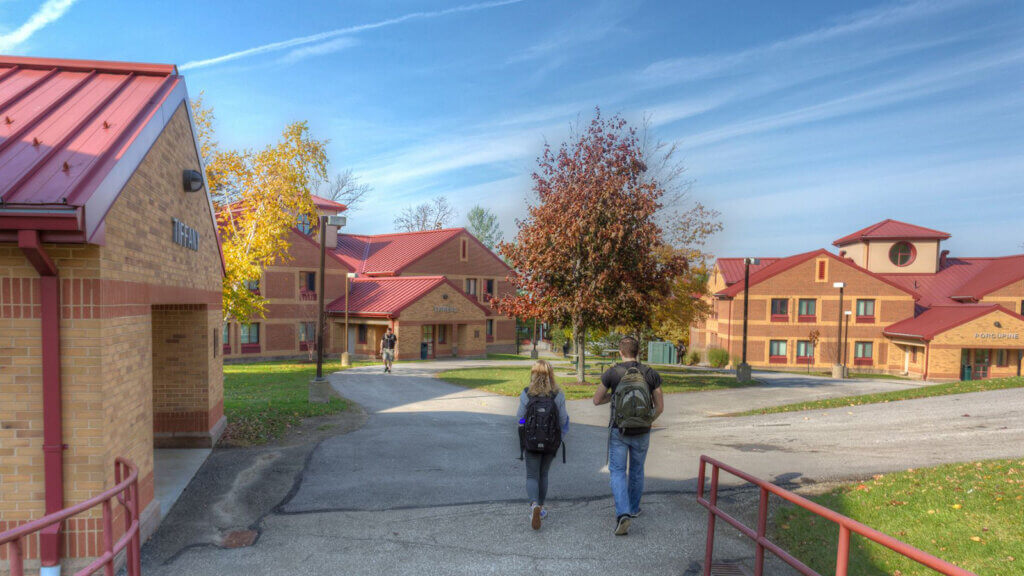 Penn State Behrend Campus Photo
