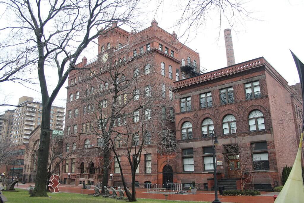 Pratt Institute Campus Photo
