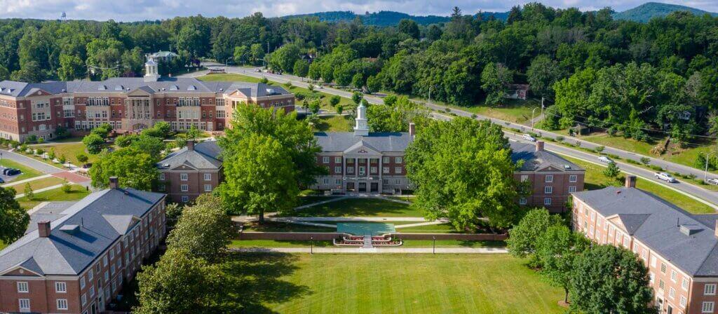 Radford University Campus Photo
