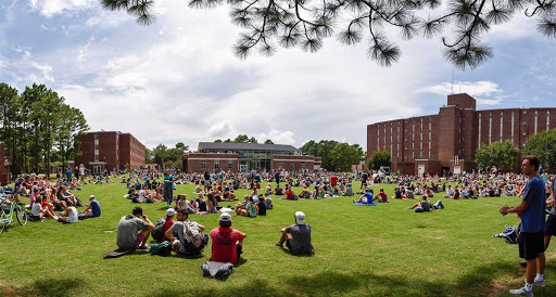 University of North Carolina Wilmington Campus Photo