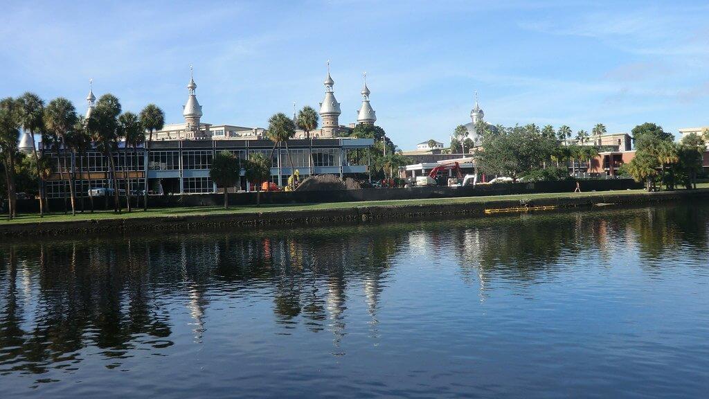 University of Tampa Campus Photo