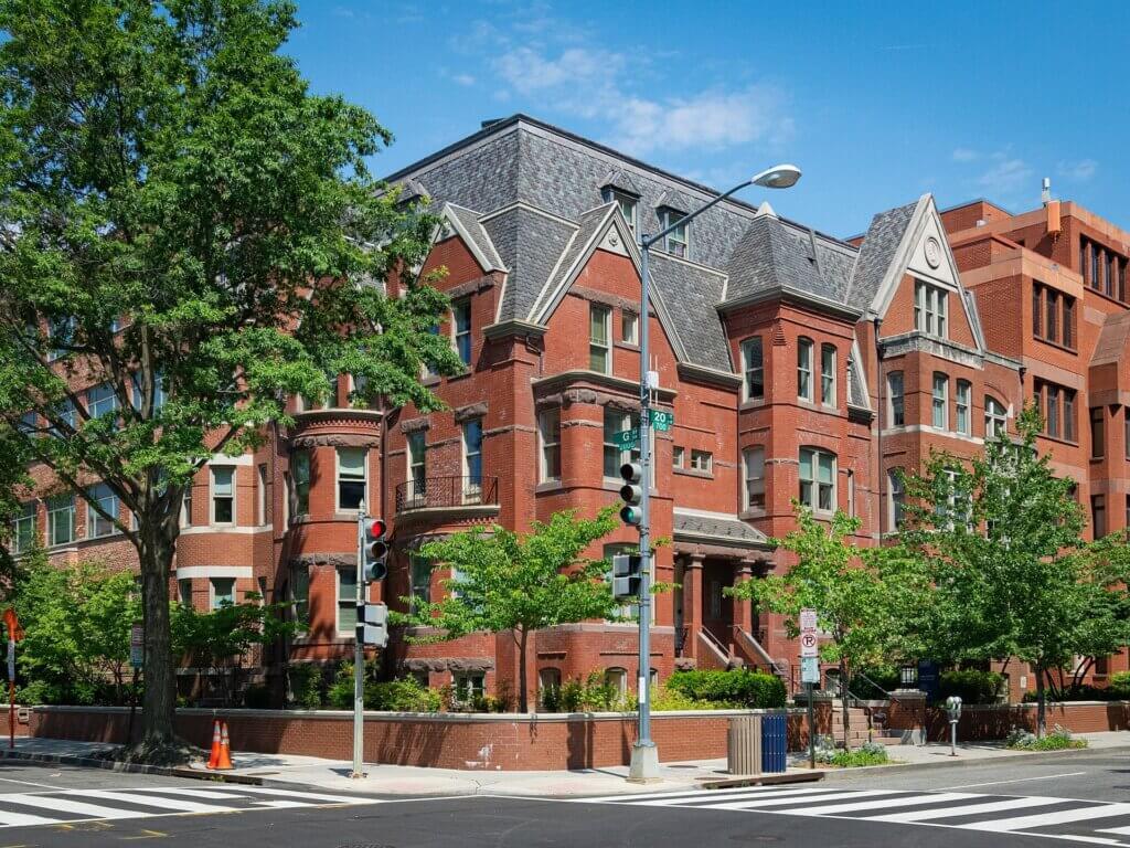 George Washington University Campus Photo