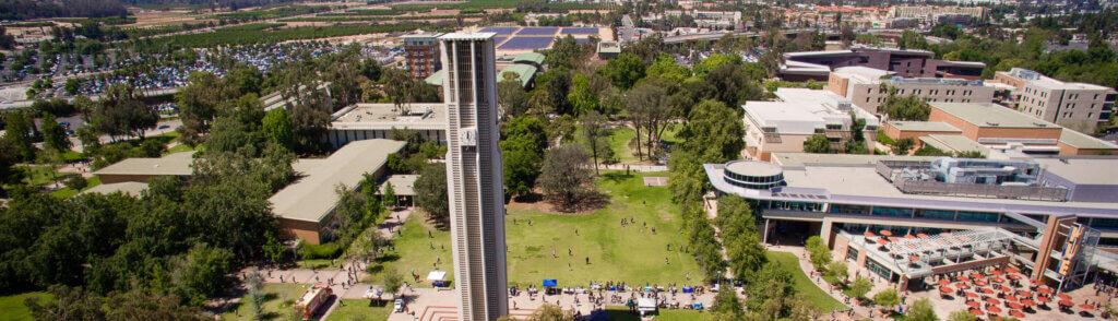 University of California Riverside Campus Photo